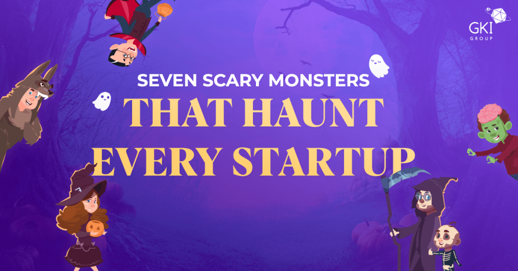 Startup Monsters